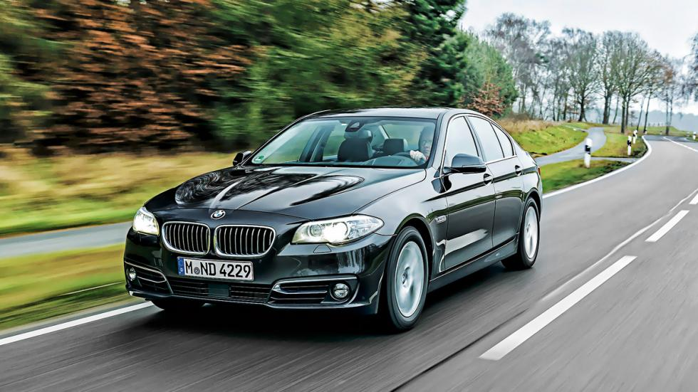 BMW 530d dinámica