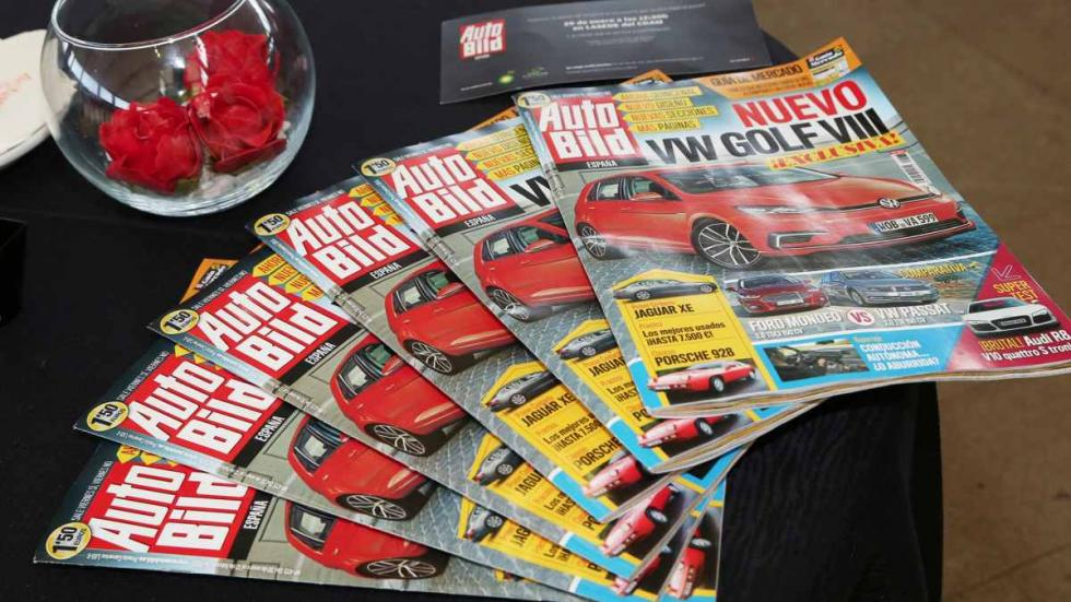 evento auto bild revista