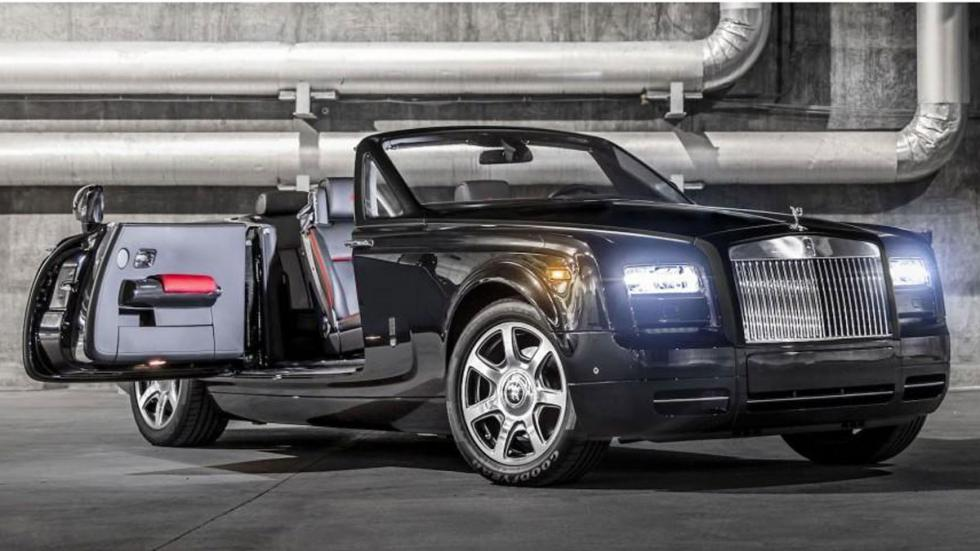 Phantom Drophead Coupe Nighthawk