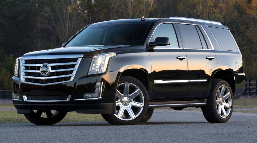 Cadillac Escalade delantera