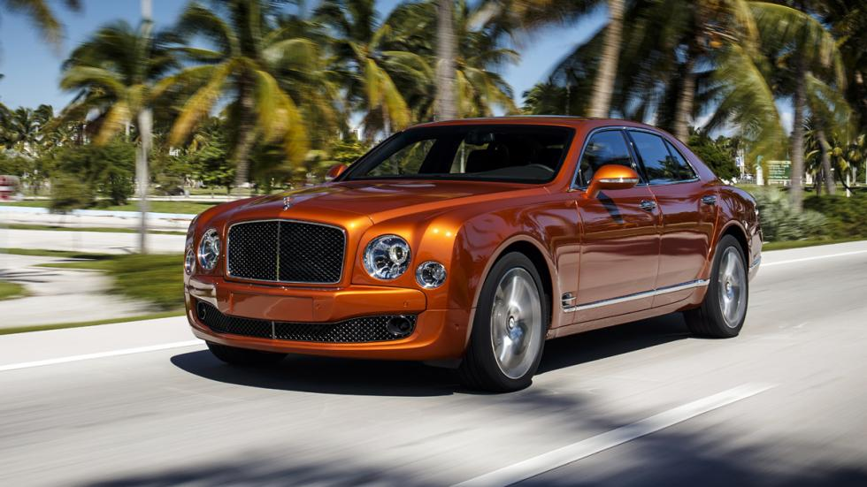 coches para bodas Bentley Mulsanne