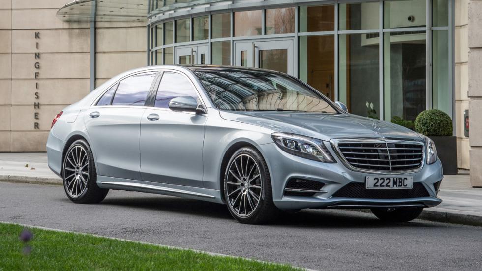 coches para bodas Mercedes Clase S