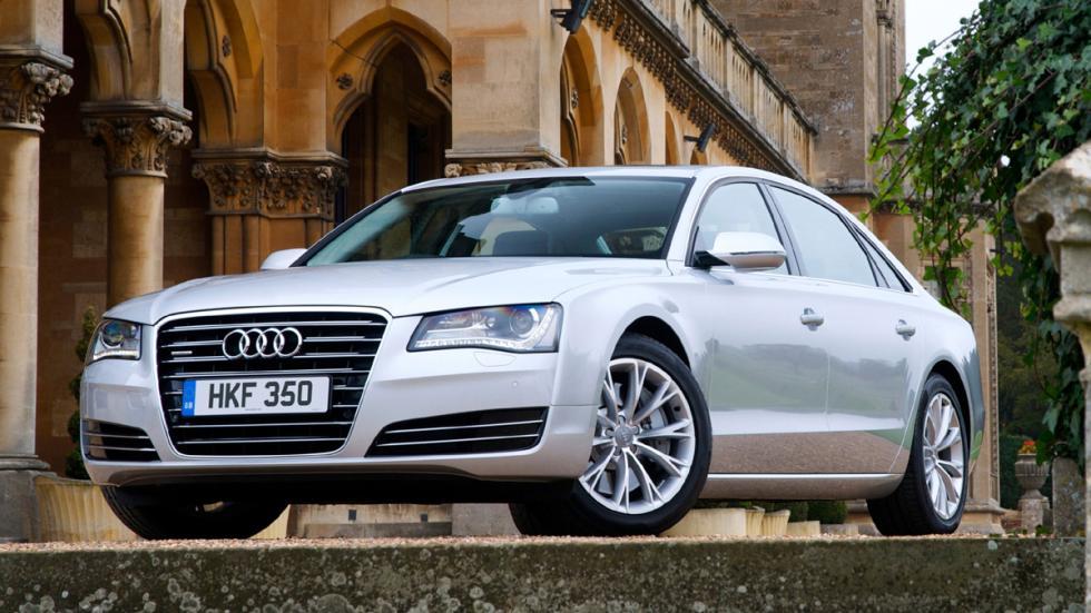 coches para bodas Audi A8