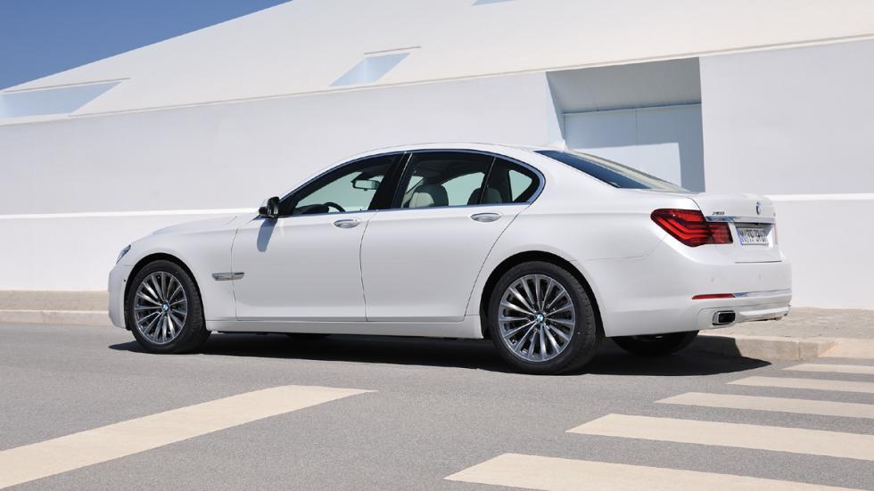 coches para bodas BMW Serie 7