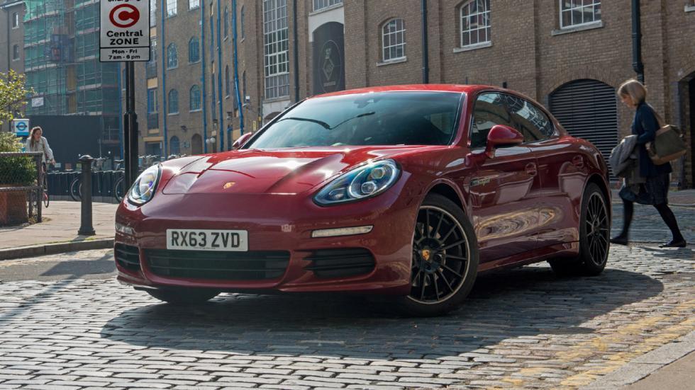 coches para bodas Porsche Panamera