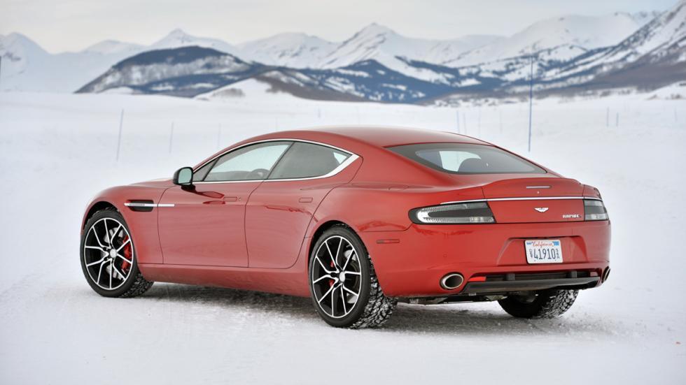 coches para bodas Aston Martin Rapide