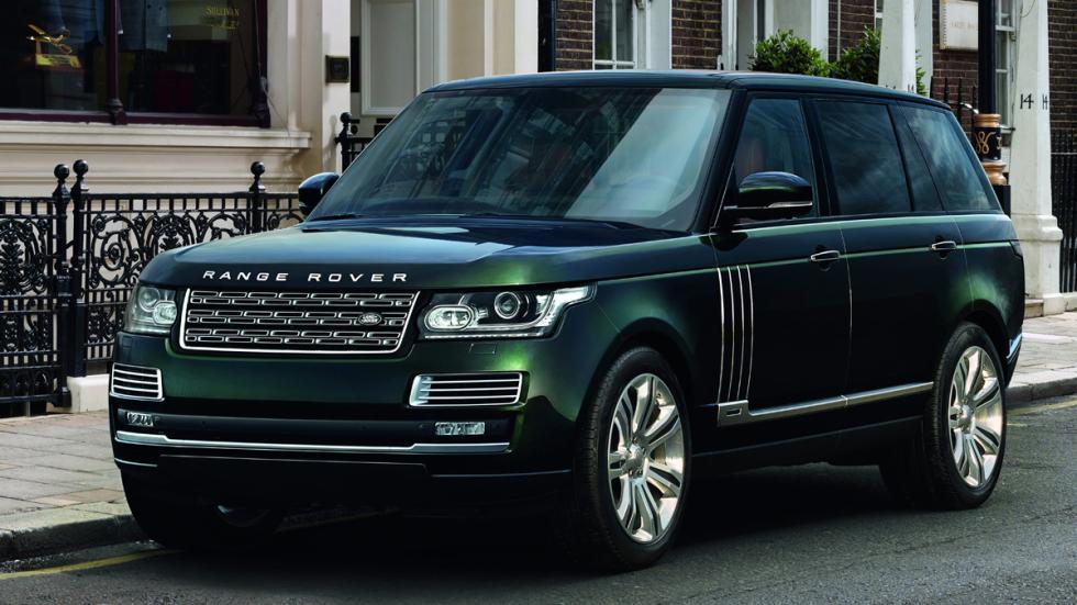 coches para bodas Range Rover