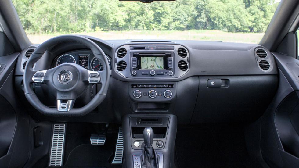 Volkswagen Tiguan CityScape interior