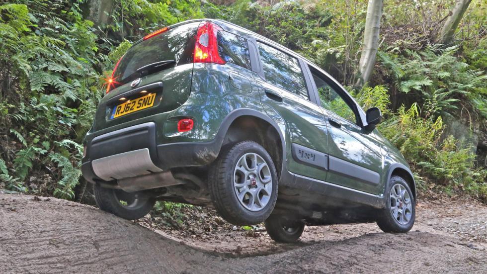 coches para montaña Fiat Panda 4x4