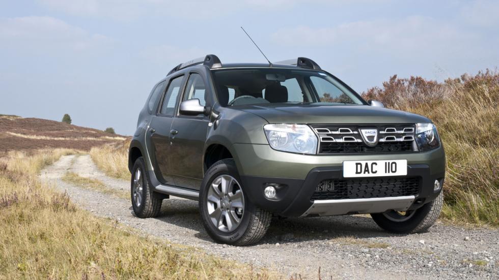 coches para montaña Dacia Duster