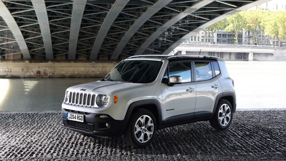 coches para montaña Jeep Renegade