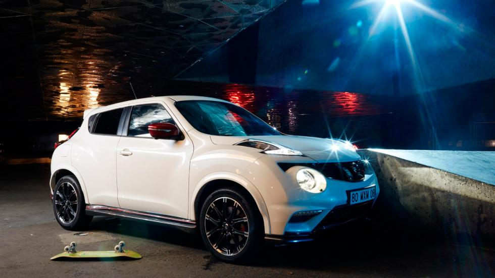 Nissan Juke & DC Shoes - Iluminado