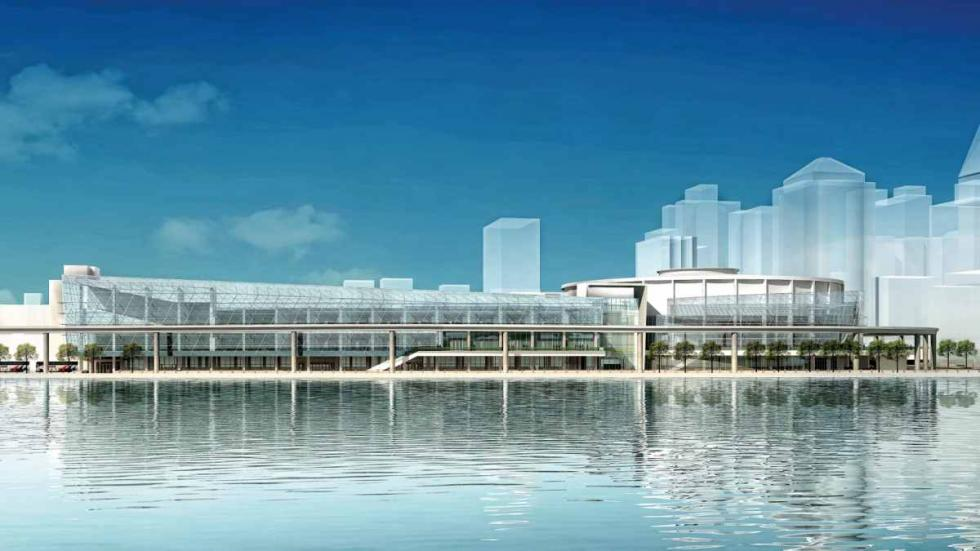 detroit nuevo cobo center