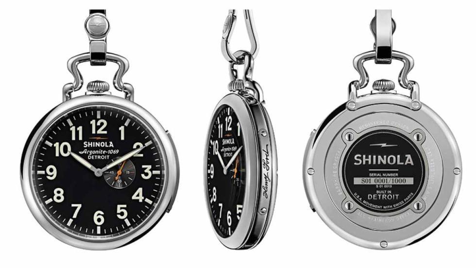 detroit reloj shinola
