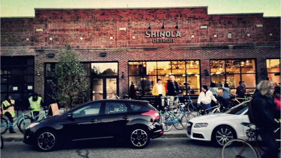 detroit shinola