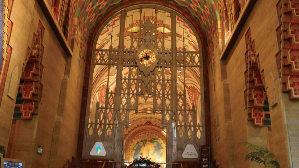 detroit the guardian building