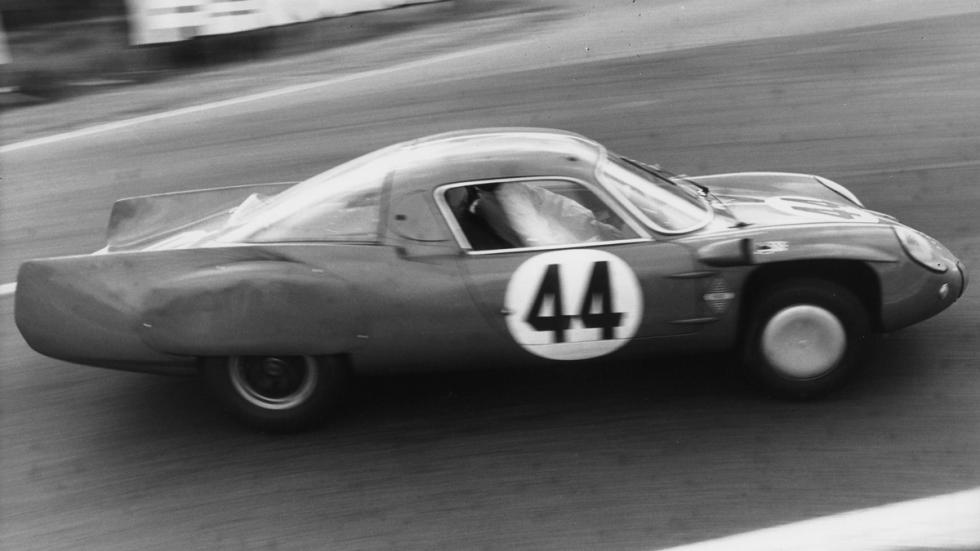 Renault Alpine A210 en las 24 Horas de Le Mans