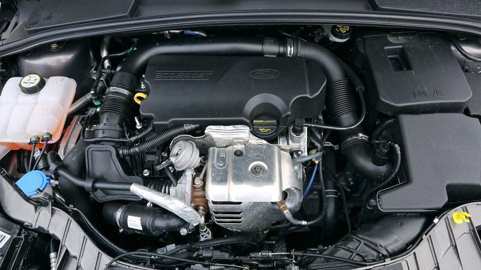 Ford Focus Turnier interior motor
