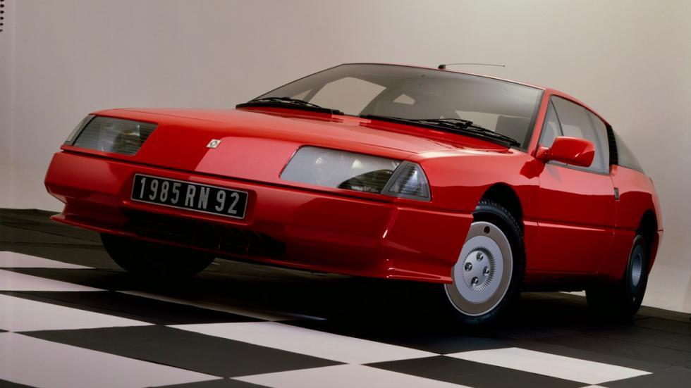 Renault Alpine V6 GT de 1984