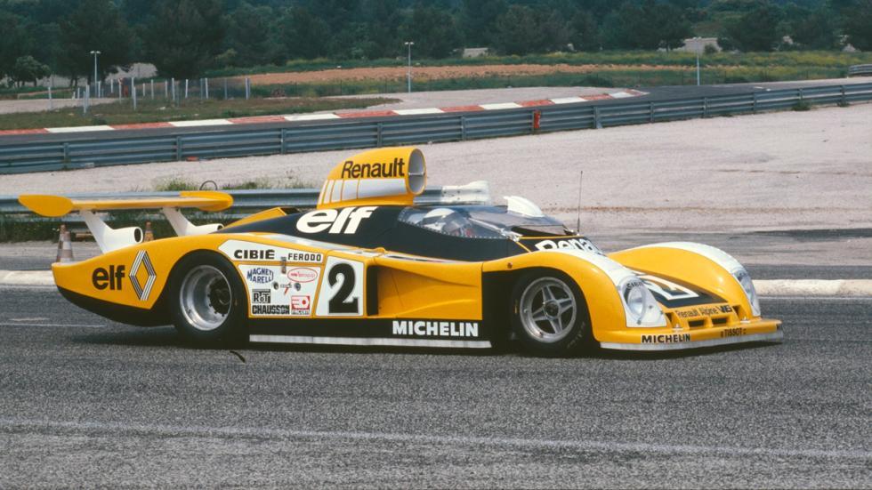 Alpine-Renault A442 B 1978