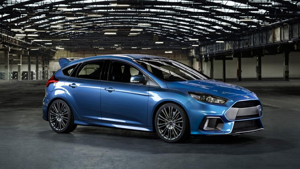 Ford Focus RS 2015 lateral