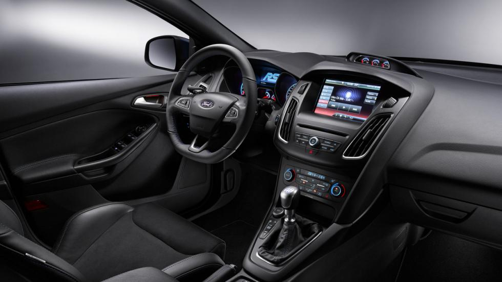 Ford Focus RS 2015 interior