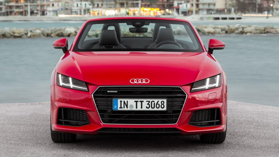 Audi TT Roadster frontal