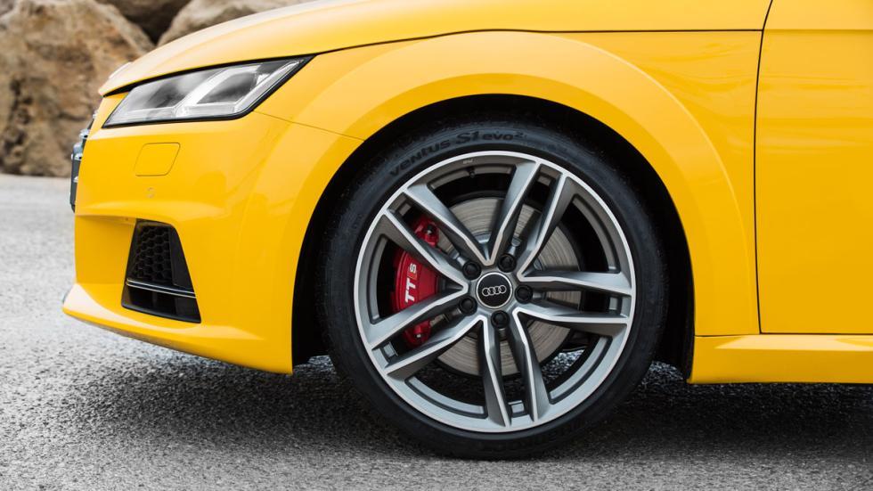 Audi TTS Roadster llanta