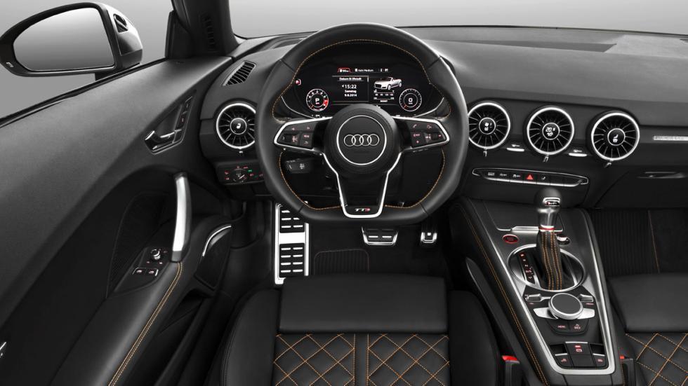 Audi TTS Roadster salpicadero