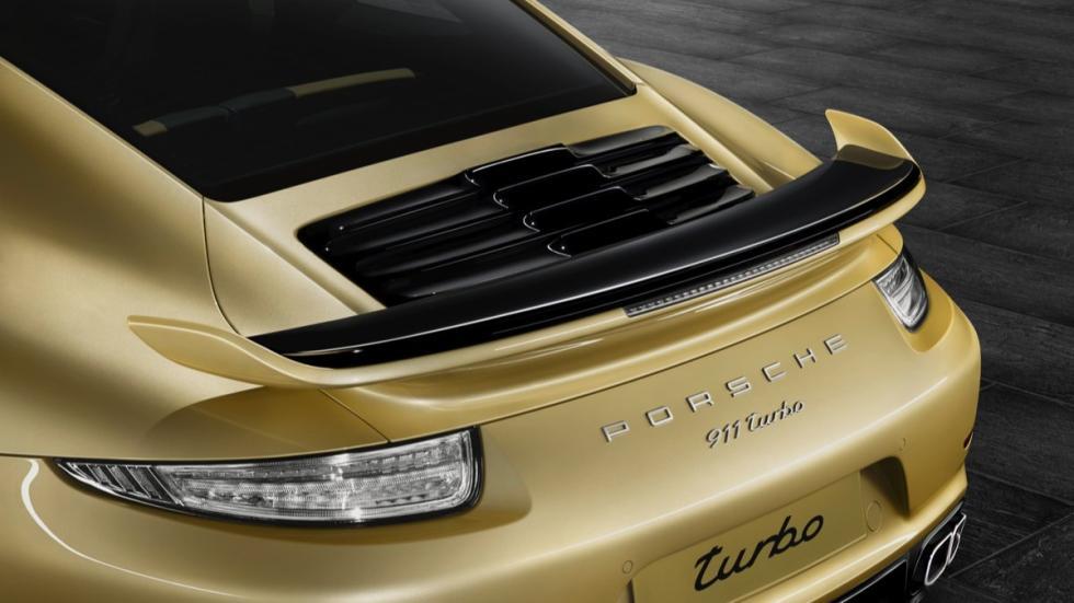 Kit aerodinámico del Porsche 911 Turbo alerón