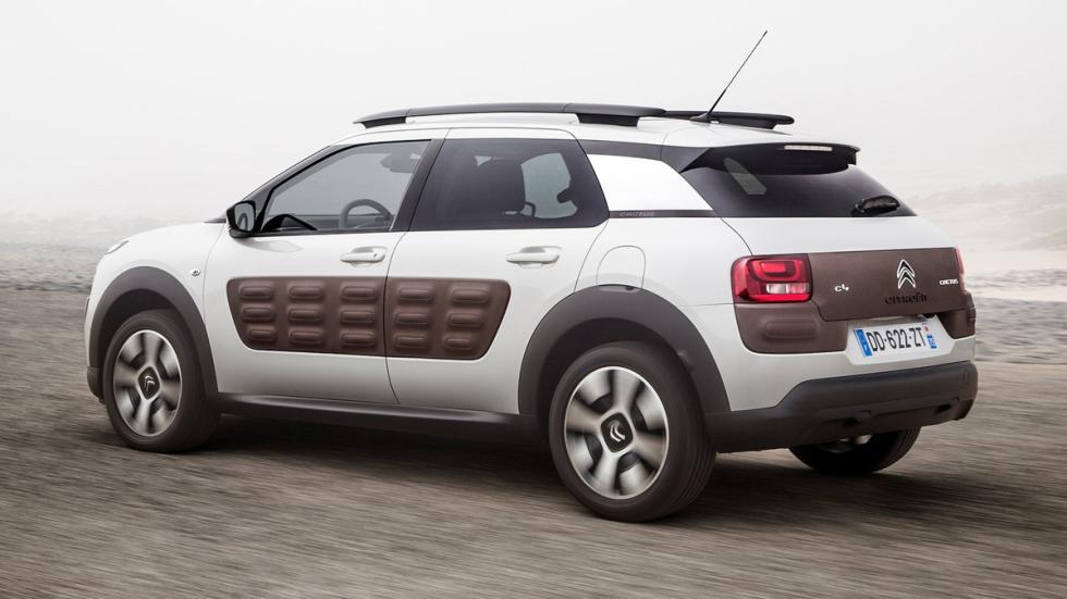coches más ahorradores Citroën C4 Cactus