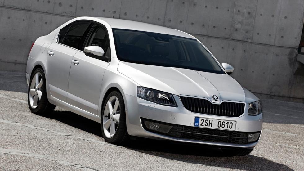 coches más ahorradores Skoda Octavia