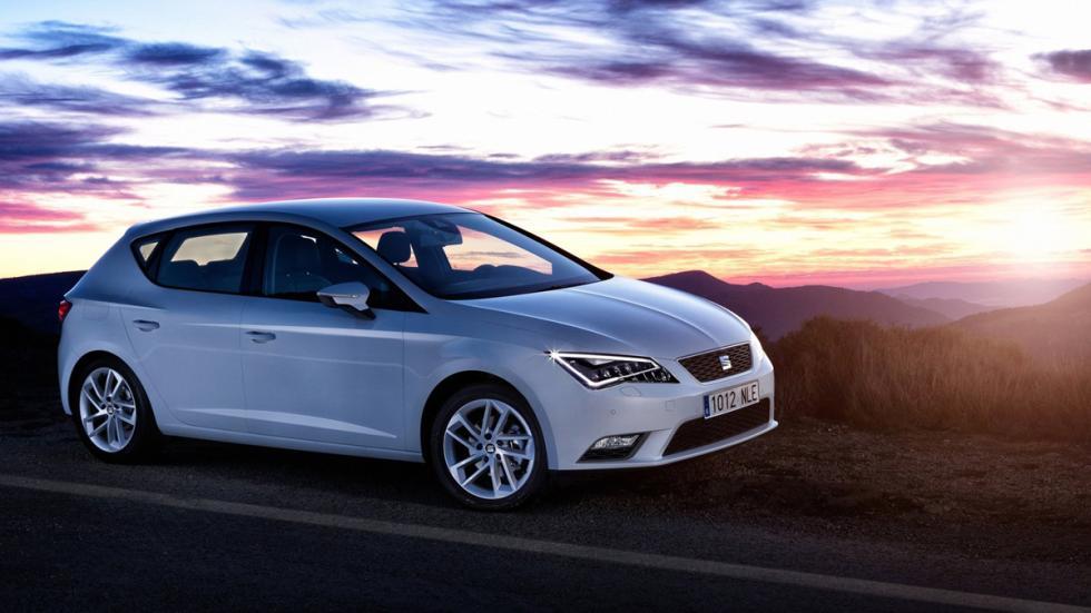 coches más ahorradores SEAT León