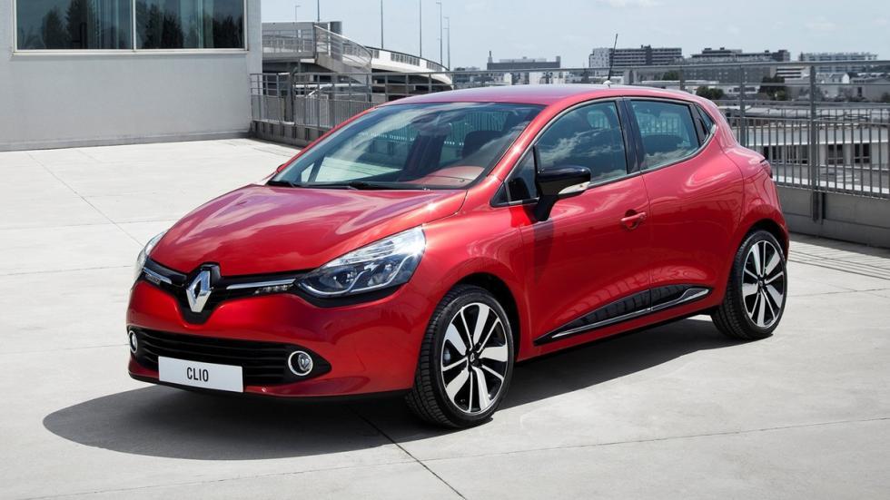 coches más ahorradores Renault Clio