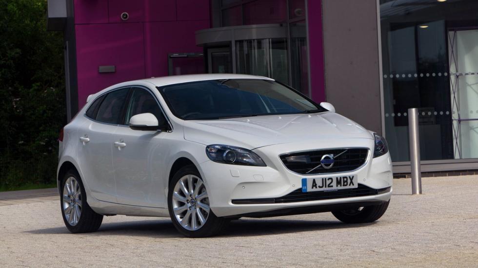 coches más ahorradores Volvo V40