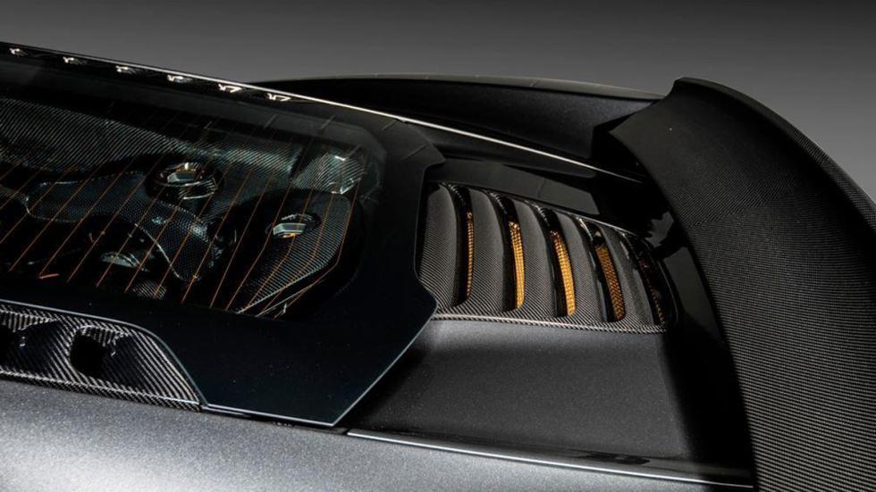 McLaren MSO 650S Project Kilo detalle 3
