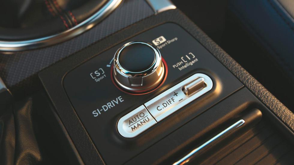 Subaru WRX STi dccd