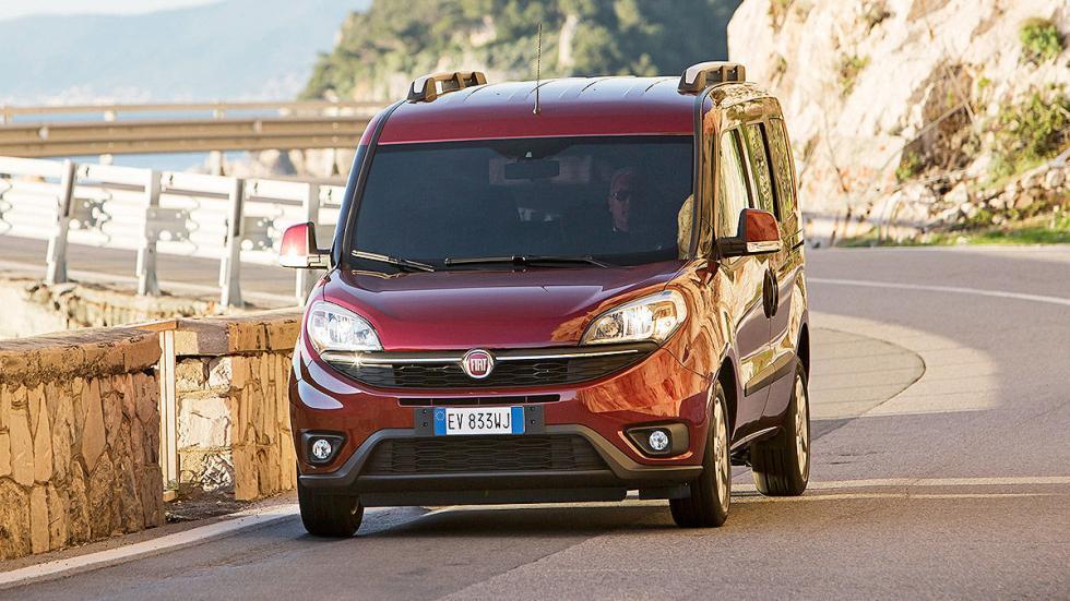 Fiat Dobló 2015 carretera