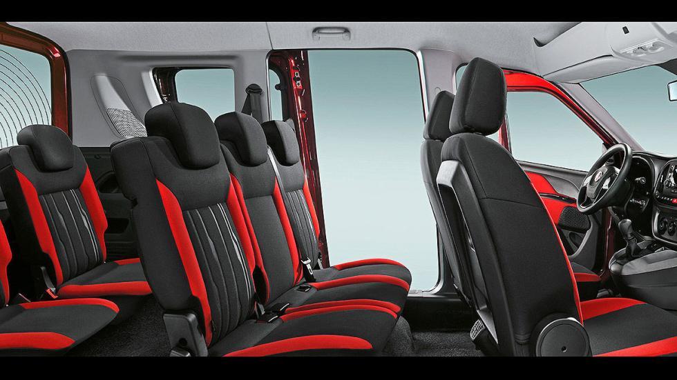 Fiat Dobló 2015 siete asientos
