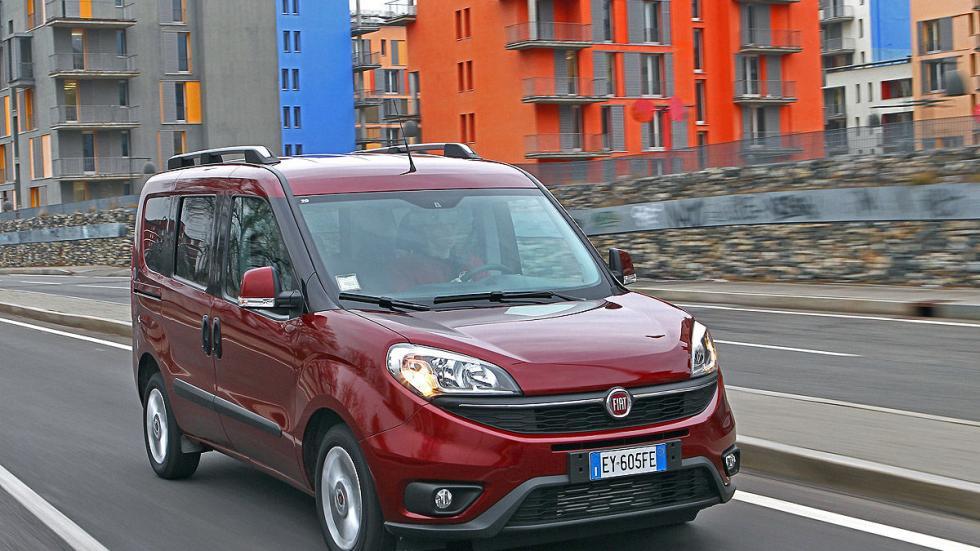 Fiat Dobló 2015 tres cuartos