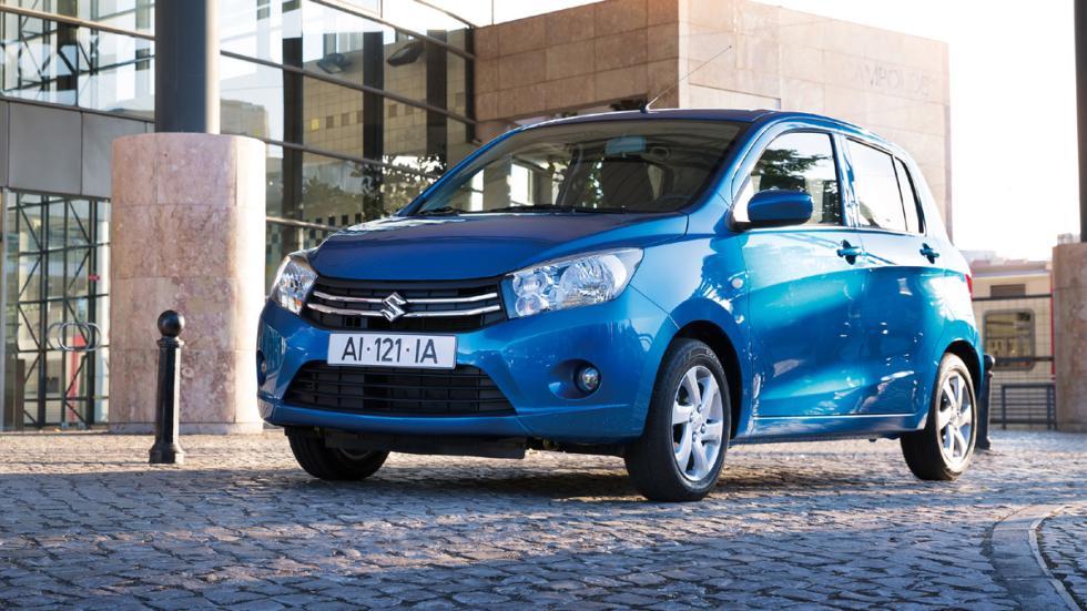 coches menos estrellas euroncap Suzuki Celerio