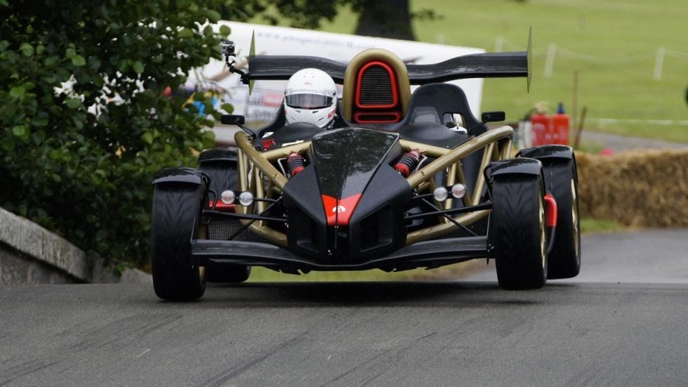 coches más locos Ariel Atom V8