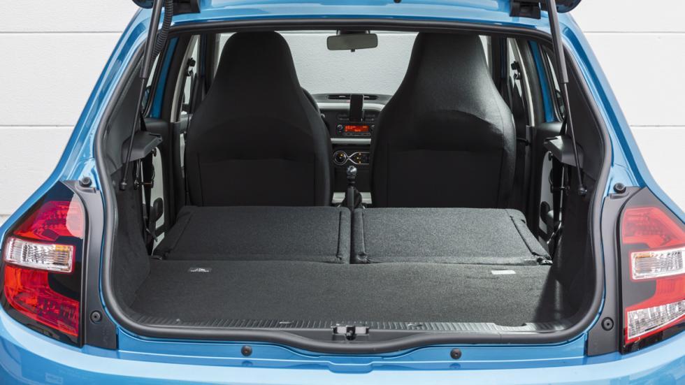 Renault Twingo maletero