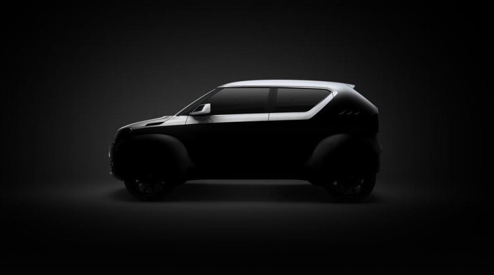 Suzuki iM-4 Salón de Ginebra 2015
