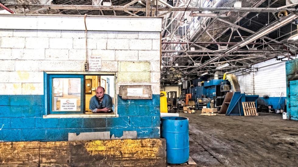 fábrica packard abandonada detroit