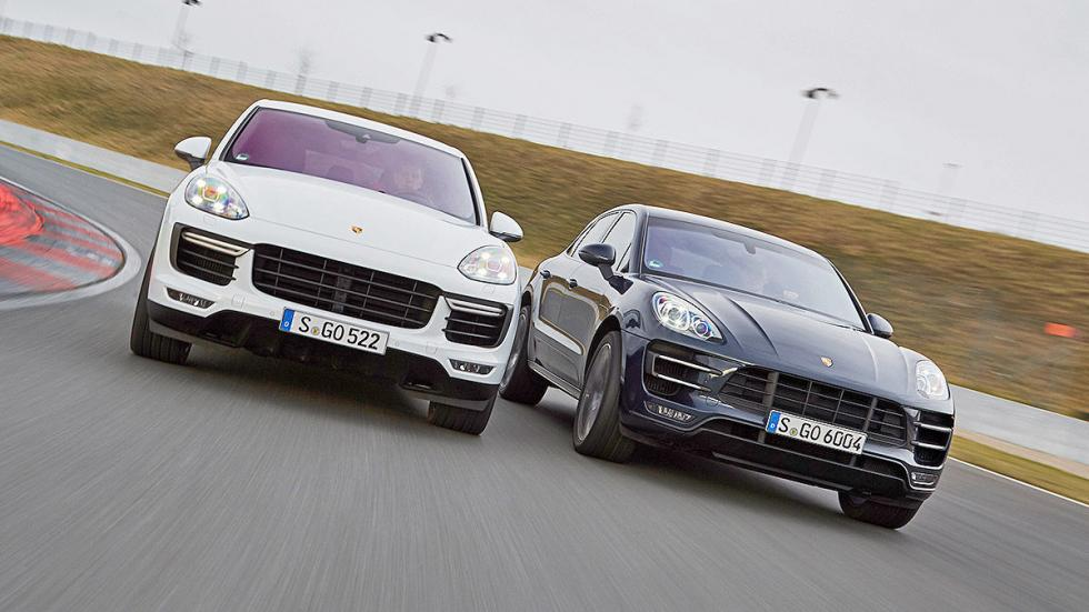 Porsche Cayenne vs Porsche Macan
