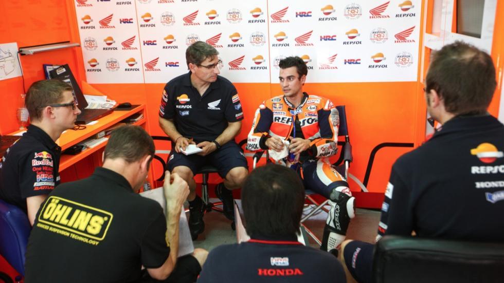 La MotoGP de Dani Pedrosa, mejor en 2015