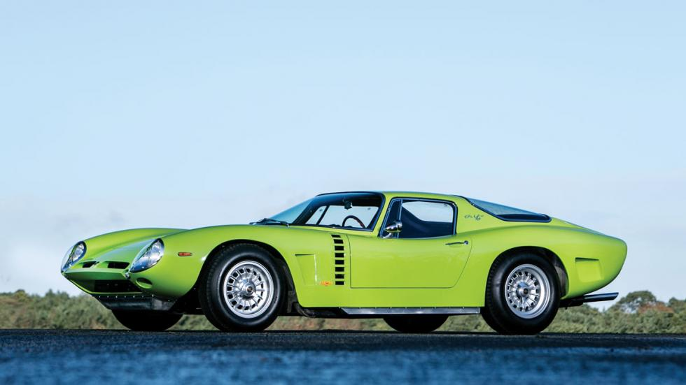Iso Grifo A3/C Stradale