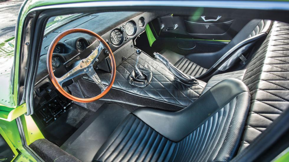 Iso Grifo A3/C Stradale interior