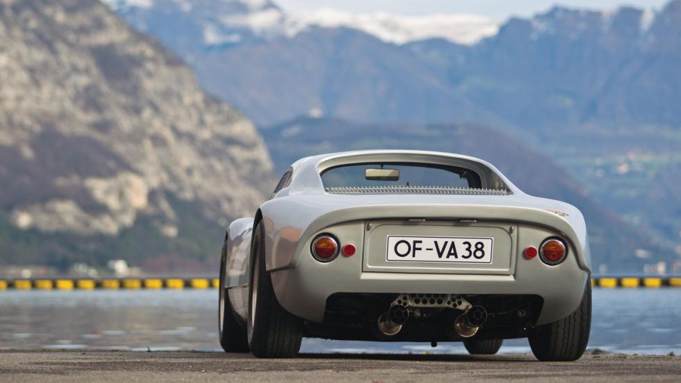 Porsche 904 GTS trasera